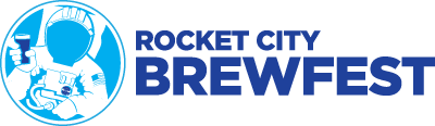 Rocket City Brewfest Logo