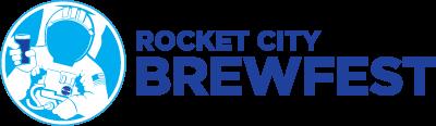 Rocket City Brewfest Logo